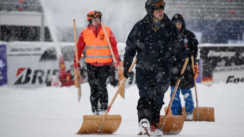 Ski alpin: la descente messieurs de Garmisch annulée à cause de la météo