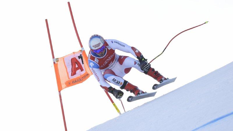 Ski alpin: les Suisses largués au Super-G de Kitzbühel, l'Allemand Josef Ferstl vainqueur