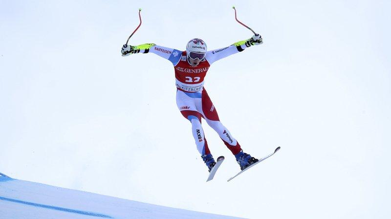 Ski alpin - Mondiaux d'Are: les Suisses déçoivent au Super-G, remporté par l'Italien Paris