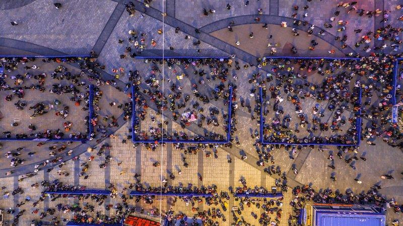 Chine: près de 3 milliards de voyages sont prévus pendant la fête du Printemps