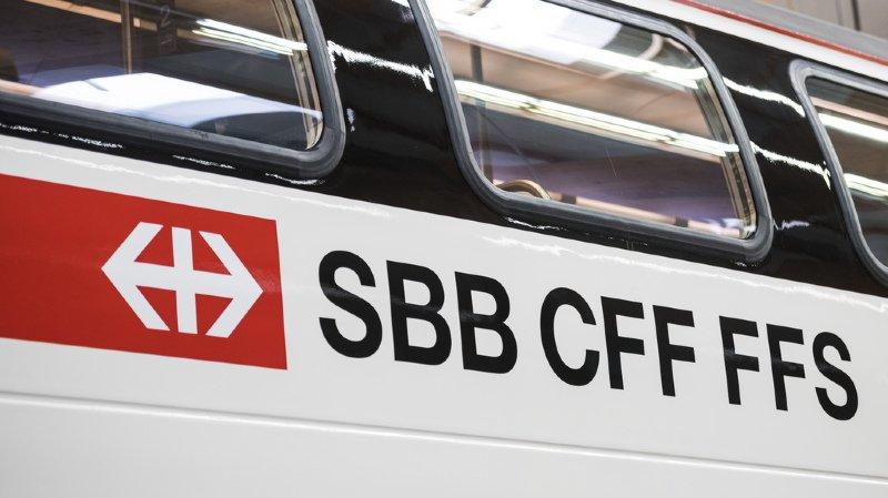 Trafic ferroviaire: l'ATE constate une diminution de l'offre en billets dégriffés, les CFF démentent