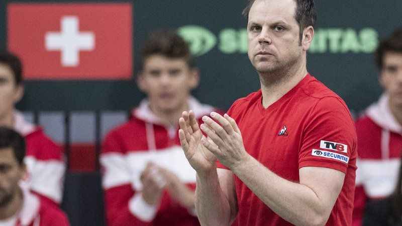 «Je n'aime vraiment pas perdre. Même si on a tout donné, même si on a livré de grands matches», a expliqué le capitaine Severin Lüthi après la défaite de la Suisse.