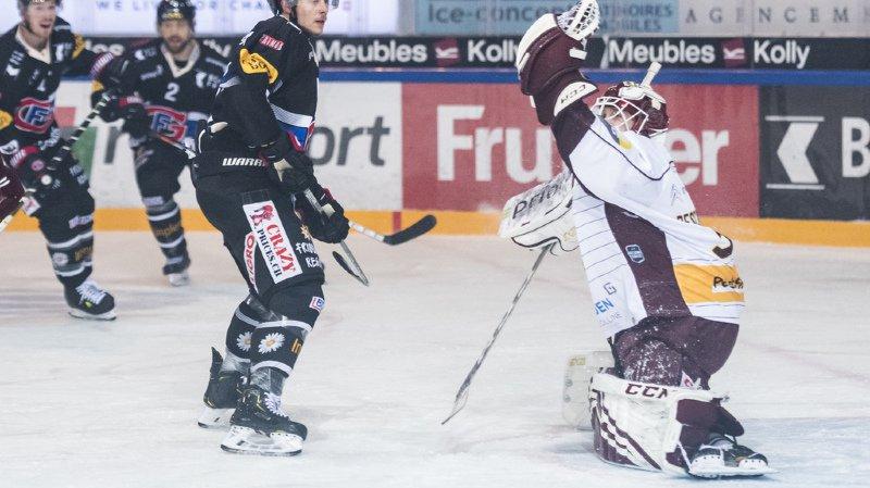 Hockey sur glace: Fribourg bat Genève et se relance dans la course aux playoffs, victoire du LHC