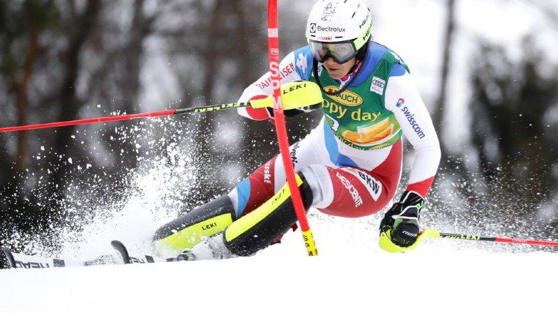 Ski alpin: Wendy Holdener termine 3e du slalom de Maribor remporté par Mikaela Shiffrin