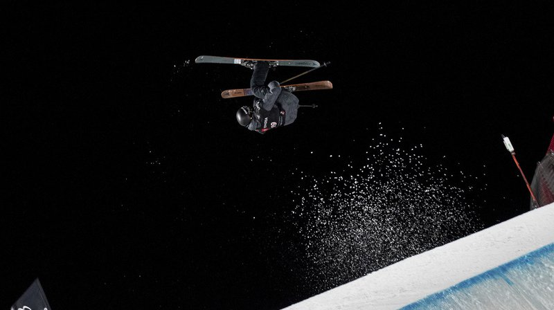 Agé de 21 ans, le skieur d'Engelberg a survolé les débats dans l'Utah.