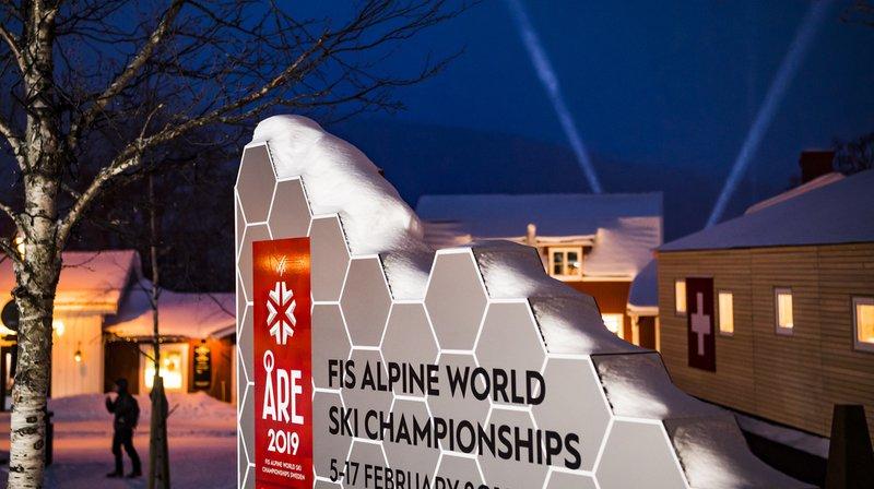 Ski alpin – Mondiaux à Are: les Suisses bloqués par la neige à Stockholm et Zurich