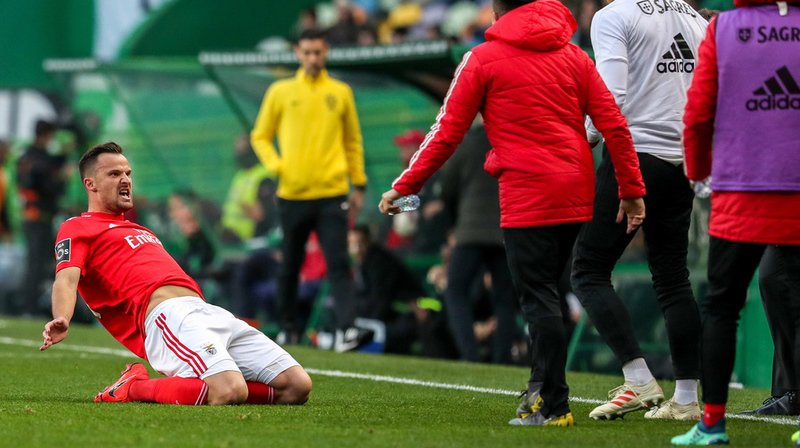 Avec Benfica, Haris Seferovic accomplit incontestablement la meilleure saison de sa carrière.
