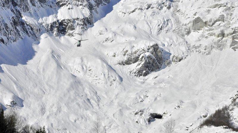 Avalanches: au moins douze personnes sont mortes dans les Alpes ce week-end, dont un Suisse de 43 ans
