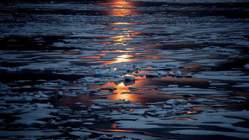 Le pôle nord magnétique fonce du Canada vers la Sibérie