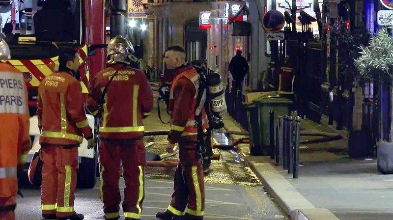 Paris: un incendie dans un immeuble du 16e arrondissement fait au moins dix morts, la piste intentionnelle privilégiée
