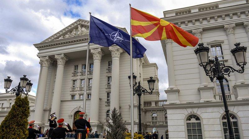 L'accord entre Skopje et Athènes sur le nouveau nom de la Macédoine est entré en vigueur mardi.