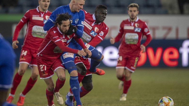 Battus 3-1, les Lucernois ont concédé leur troisième défaite de la saison en trois matches devant le FC Sion.