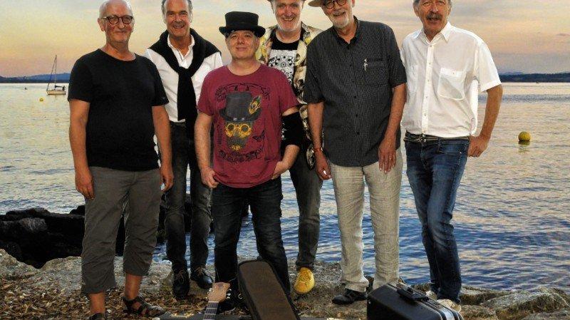 Ashton A. Blues Band en concert!