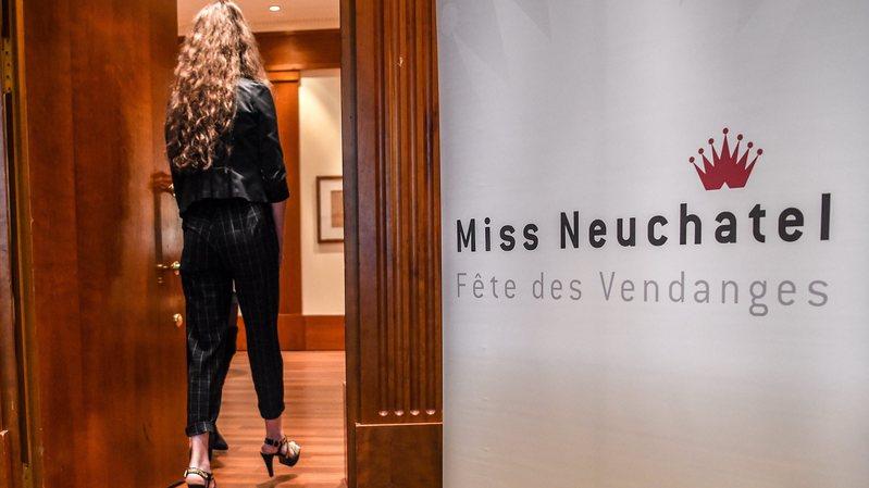 Miss Neuchâtel - Fête des vendanges: casting ouvert jusqu'au14 février