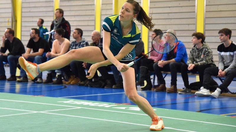 Sabrina Jaquet poursuit sa route aux Jeux européens.