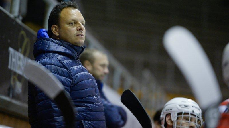 Fabrice Dessarzin veut prolonger le plaisir avec le HC Franches-Montagnes.