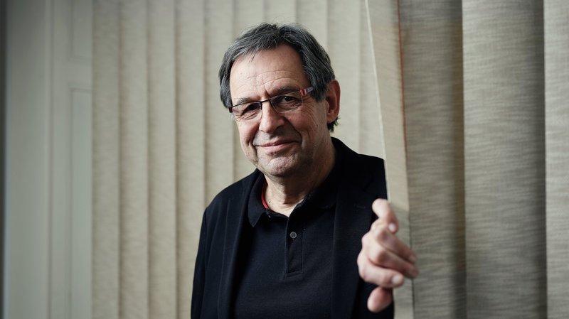 Le Chaux-de-Fonnier Claude-André Moser, le feu et la glace