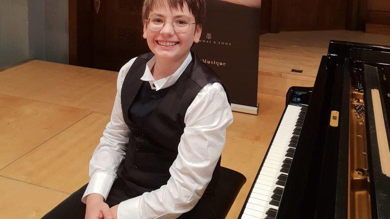 Petit prodige du piano en concert à Neuchâtel
