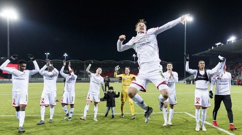 Le FC Sion devra attendre une semaine avant de retrouver la compétition.