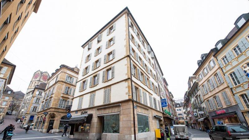 Comment sauver les petits commerces à Neuchâtel?