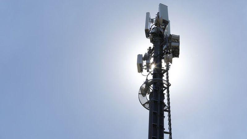Une antenne 5G dans la région zurichoise.