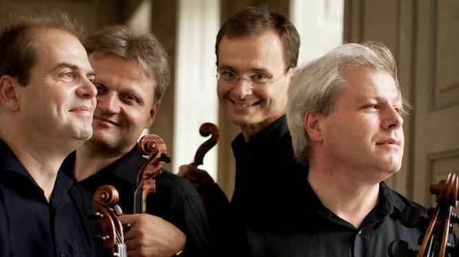 Un prestigieux quatuor.