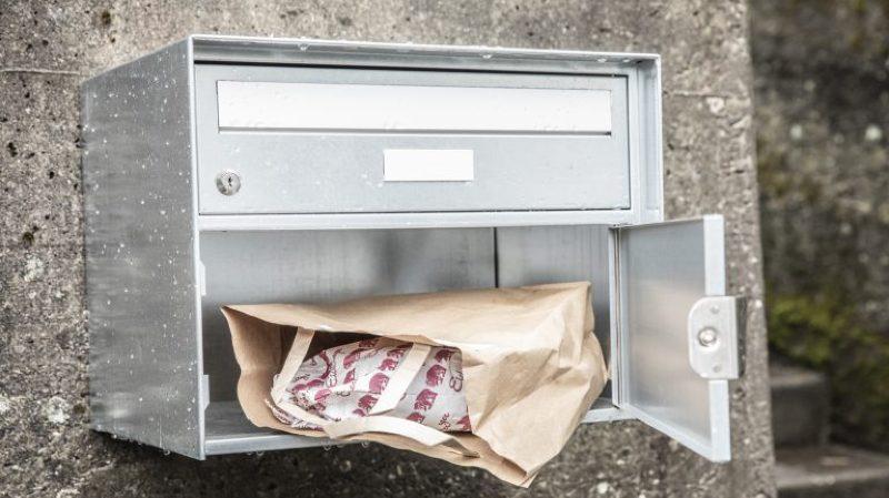 Du pain bientôt livré dans votre boîte aux lettres? La Poste tente l'expérience à Berne