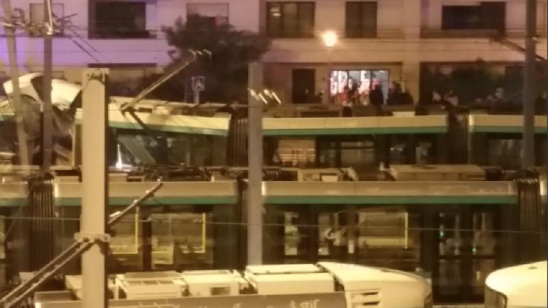 France: une collision entre deux rames de tramway dans les Hauts-de-Seine a fait 12 blessés