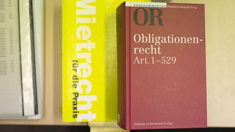 L'acutel Code des obligations suisse est entré en vigueur en 1911.