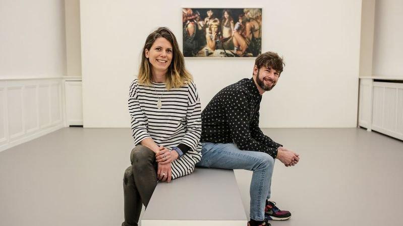 Artiste n'est pas une vie de bohème: deux peintres de La Chaux-de-Fonds témoignent