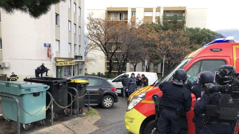Fusillade à Bastia, en Corse: un homme tue une personne et en blesse cinq autres, avant de se suicider