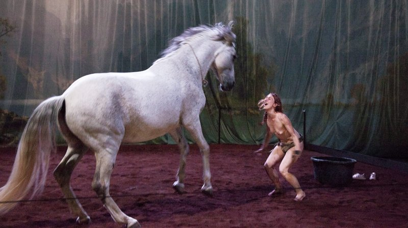 La Chaux-de-Fonds: une femme et un cheval en quête d'égalité au TPR