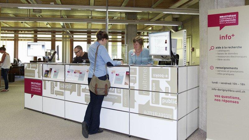La bibliothèque universitaire a été vandalisée dans la nuit de dimanche à lundi. Tous les ordinateurs ont été détruits. (Photo d'illustration)