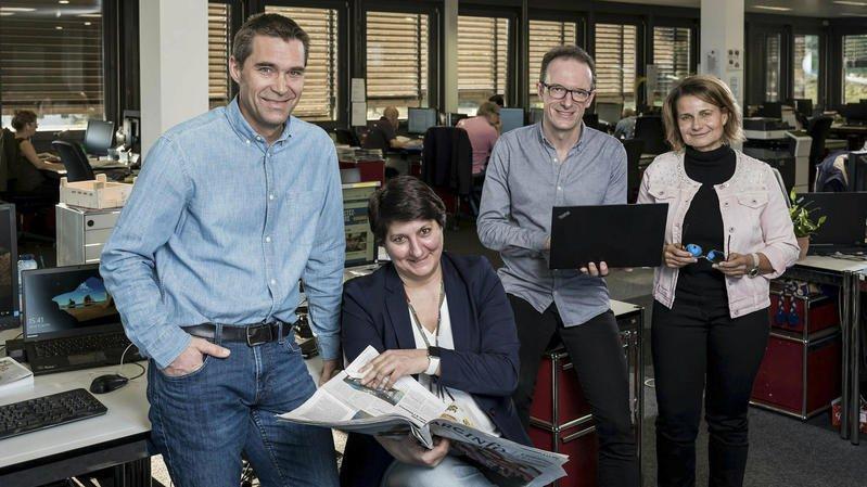 Les nouvelles ambitions éditoriales d'«ArcInfo»