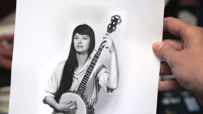 Karen Dalton (1937-1993) était l'une des chanteuse préférées de Bob Dylan.