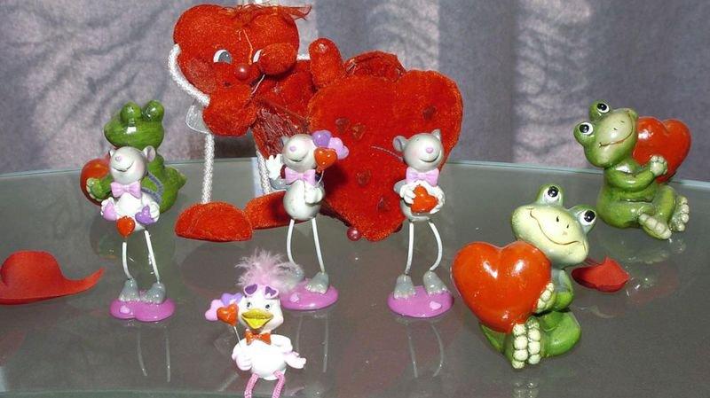 La Saint-Valentin est aujourd'hui célébrée dans le monde entier.