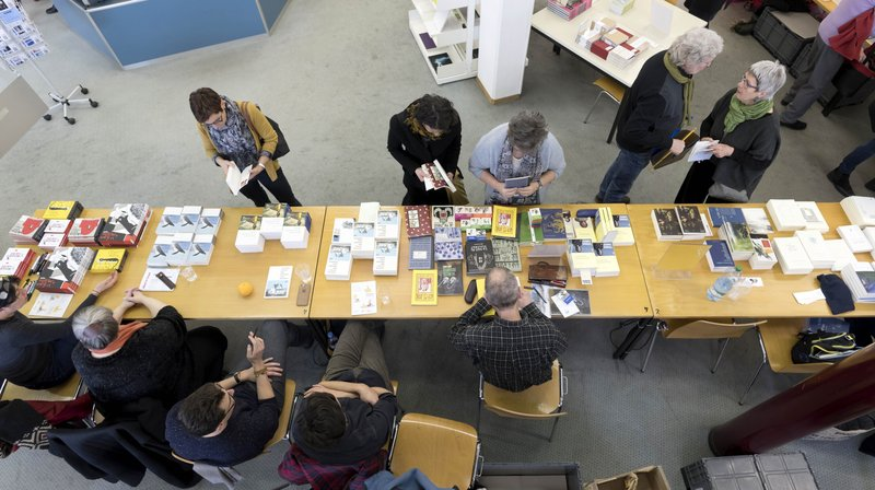 Le Salon du livre romand réunira près de 200 auteurs et 30 éditeurs ce week-end, à Fribourg.