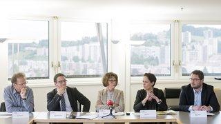 Conseil général de La Chaux-de-Fonds: la confiance est à nouveau rompue dans le dossier hospitalier