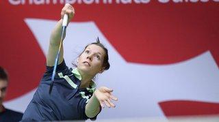 Sabrina Jaquet et Gilles Tripet champions de Suisse