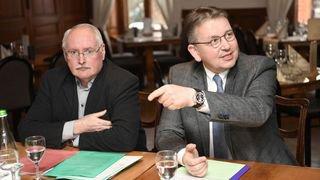 Raymond Clottu s'incline devant Yvan Perrin pour le siège neuchâtelois de l'UDC au Conseil national