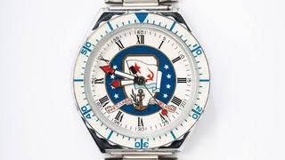 Dessinée à Neuchâtel, cette montre a enterré la Guerre froide