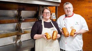 Des boulangers-pâtissiers jouent à fond la carte locale