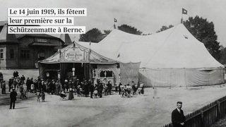 Les 100 ans du Cirque Knie