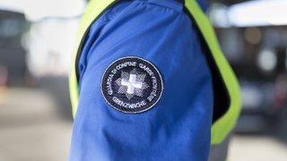 Boncourt: la police et les gardes-frontières mobilisés pour une figurine et un carton d'emballage
