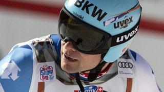 Ski alpin: l'ancien champion du monde Patrick Küng met un terme à sa carrière