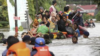 Indonésie: le bilan des inondations et glissements de terrain porté à au moins 30 morts