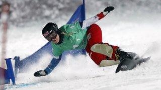 Snowboard - Mondiaux de Park City: la Suissesse Julie Zogg sacrée championne du monde de slalom parallèle