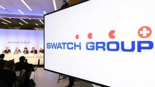 Les trois derniers mois de l'année 2018 ont été difficiles pour Swatch Group