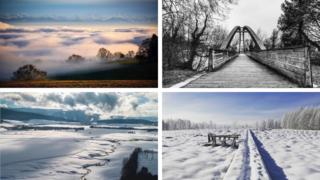 Les instagrameurs ont du talent: sélection de récentes photographies de la région neuchâteloise