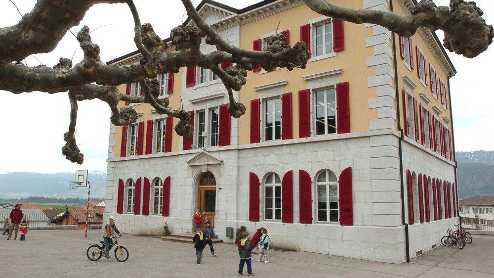 A Savagnier, un comité de parents d'élèves s'est constitué pour contester les décisions annoncées par le Cercle scolaire de Val-de-Ruz.
